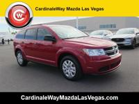 CARFAX One-Owner. Clean CARFAX. 2016 Dodge Journey SE