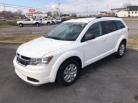Introducing the 2016 Dodge Journey! There is no