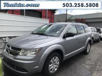 2016 Dodge Journey SE 2.4L I4 DOHC 16V Dual VVT Low