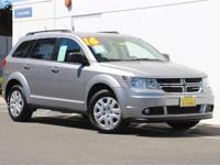 2016 Dodge Journey Billet Silver Metallic Clearcoat SE