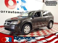 Gray 2016 Dodge Journey SE FWD 4-Speed Automatic VLP