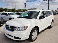 Purchase this brand NEW bright white 2016 Dodge Journey