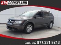 Options:  2016 Dodge Journey Se|/|V4 2.4 L