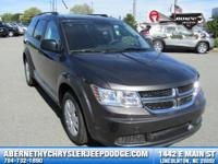 Options:  2016 Dodge Journey Se|Certified. Clean