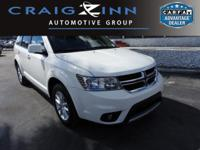 New Arrival! CarFax 1-Owner, This 2016 Dodge Journey