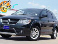 2016 Dodge Journey Pitch Black Clearcoat 6-Speed