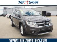 Treat yourself to this 2016 Dodge Journey SXT, which