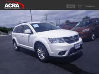Used Dodge Journey, options include:  Rear Heat / AC,