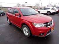 New Arrival! CARFAX 1-Owner! This 2016 Dodge Journey
