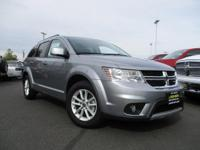 One Owner & Low Miles 2016 Dodge Journey SXT! Passenger