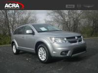 Dodge Journey, options include:  Rear Heat / AC,