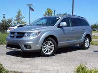2016 Dodge Journey SXT in Billet Silver Metallic