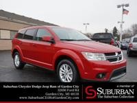 2016 Dodge Journey SXT. Drive this home today! What are
