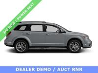 *** 2016 DODGE JOURNEY FOUR DOOR SXT WITH ONLY 16,732