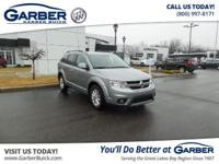 2016 Dodge Journey SXT! Featuring a 3.6L V6 and only