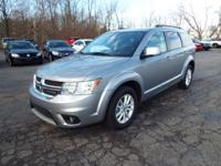 This Dodge Journey is the HOT and POPULAR SXT version