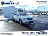 Introducing the 2016 Dodge Journey SXT! Featuring a