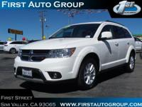 CarFax 1-Owner, This 2016 Dodge Journey SXT will sell