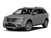 Come see this 2016 Dodge Journey SXT. Its Automatic