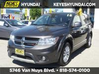 PREMIUM & KEY FEATURES ON THIS 2016 Dodge Journey