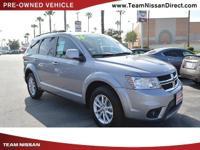 Options:  2016 Dodge Journey Sxt|Silver/|V6 3.6 L