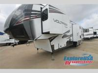 2016 DUTCHMEN RV VOLTAGE V-SERIES V4000 - TOY