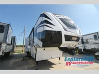 2016 DUTCHMEN VOLTAGE V3990 - TOY HAULER FIFTH WHEEL