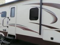 The full-composite Ever-Lite travel trailers are the