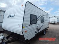 (435) 363-3536 ext.141 The EVO FS 195BH travel trailer