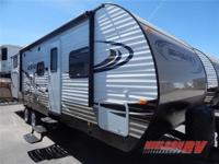 (435) 363-3536 ext.131 The EVO T2550 travel trailer by