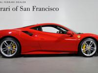 This is a Ferrari, 488 GTB for sale by Ferrari of San