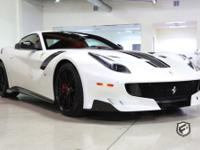 This F12 TDF is a very highly optioned example with