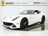 2016 Ferrari F12berlinetta - FERRARI APPROVED -