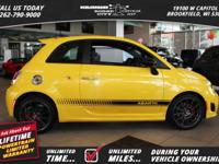 Options:  2016 Fiat 500 Abarth|Tax|Title|License And