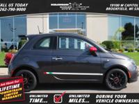 Options:  2016 Fiat 500 Pop|Tax|Title|License And