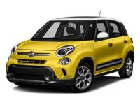 This 2016 FIAT 500L Urbana Trekking is offered to you