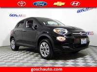 This 2016 FIAT 500X Easy is proudly offered by Gosch
