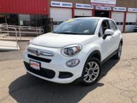 Fast and Easy Credit Approval! This FIAT 500X offers