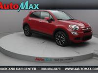 Automax is excited to offer this 2016 FIAT 500X. This