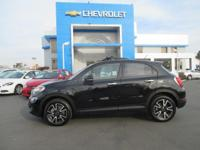 Options:  2016 Fiat 500X Easy|Easy|Fwd 4Dr Easy|2.4L 4