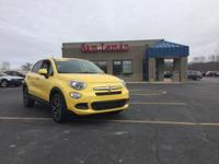 An absolute blast to drive this Fiat 500X Easy is one