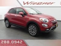 Safe and reliable, this Used 2016 FIAT 500X Trekking