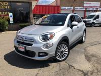 Fast and Easy Credit Approval! This FIAT 500X Lounge