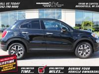 Options:  2016 Fiat 500X Trekking|Tax|Title|License And
