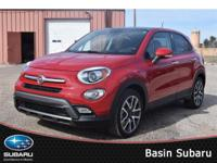Get set for adventure in our all-new 2016 Fiat 500X