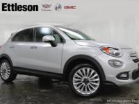 Options:  2016 Fiat 500X Fwd 4Dr Lounge|4 Cylinder