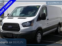 2016 Ford Transit-150 White *1 OWNER*, *BACK UP