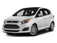 CARFAX One-Owner. Clean CARFAX. Gray 2016 Ford C-Max