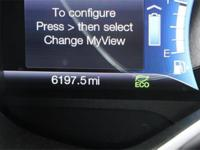 EPA /42 MPG City! CARFAX 1-Owner, GREAT MILES 6,192!