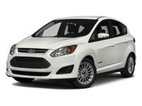 2016 Ford C-Max Hybrid SE 36/41 Highway/City MPGPrice